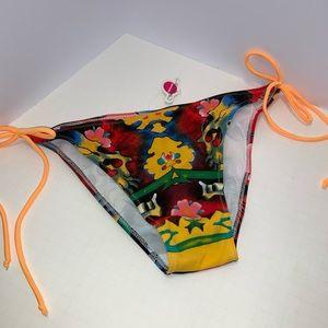 New Ed Hardy bikini bottom. Size M.